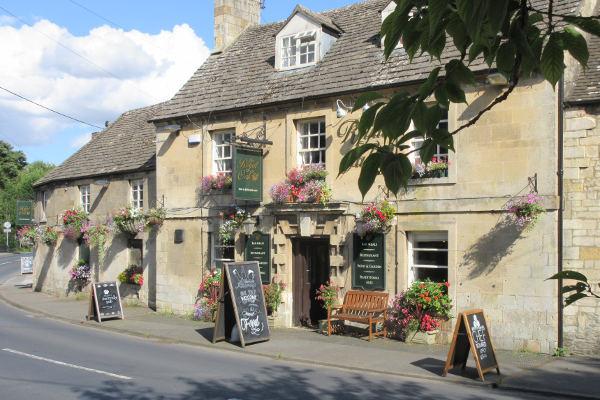Andoversford Royal Oak Pub