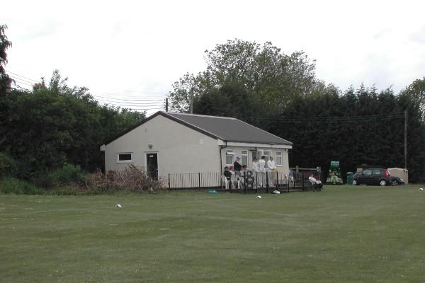 Cricket In Andoversford Village